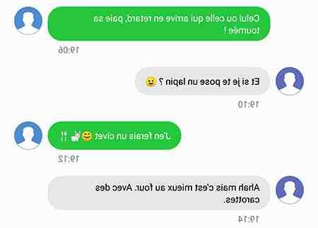 Quelle est la différence entre un texto et un SMS ?